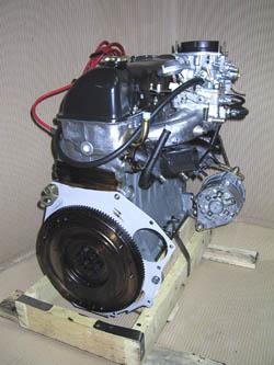 Размеры двигателя ваз